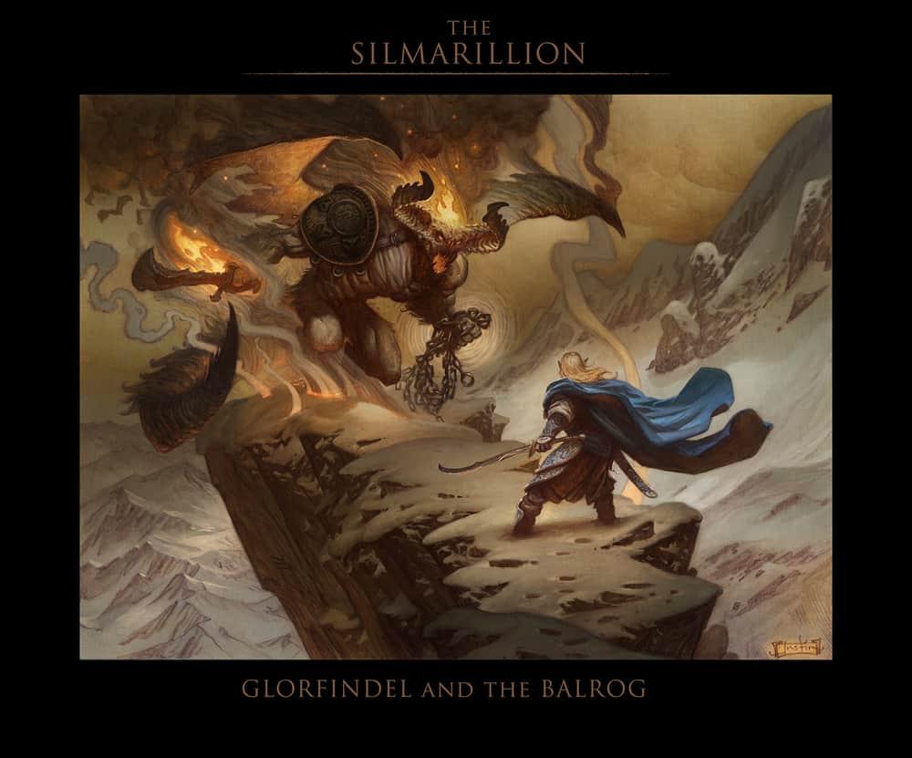 Silmarillion, Christopher Tolkien, Middle-Earth