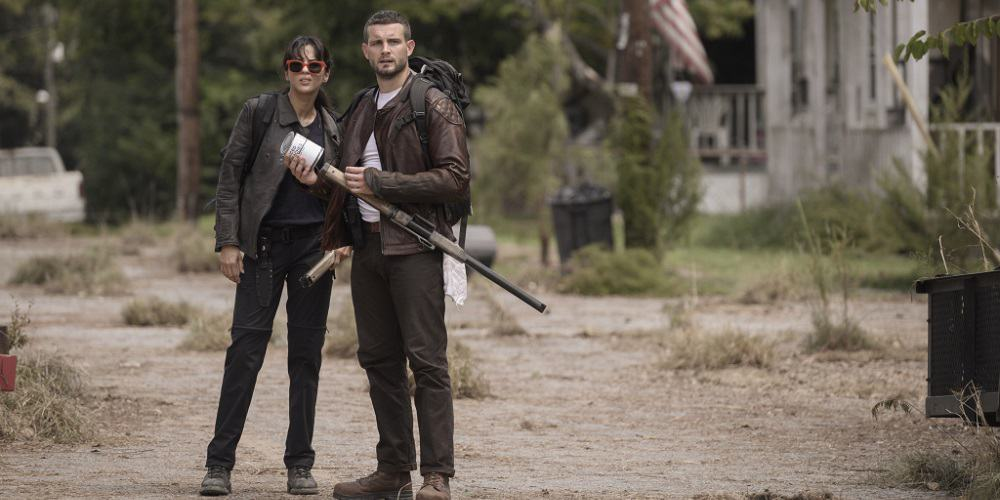 WAlking Dead: World Beyond PRomo Photo