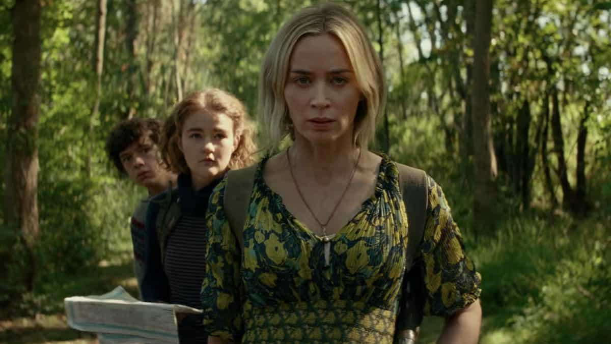 A quiet place part 2 trailer