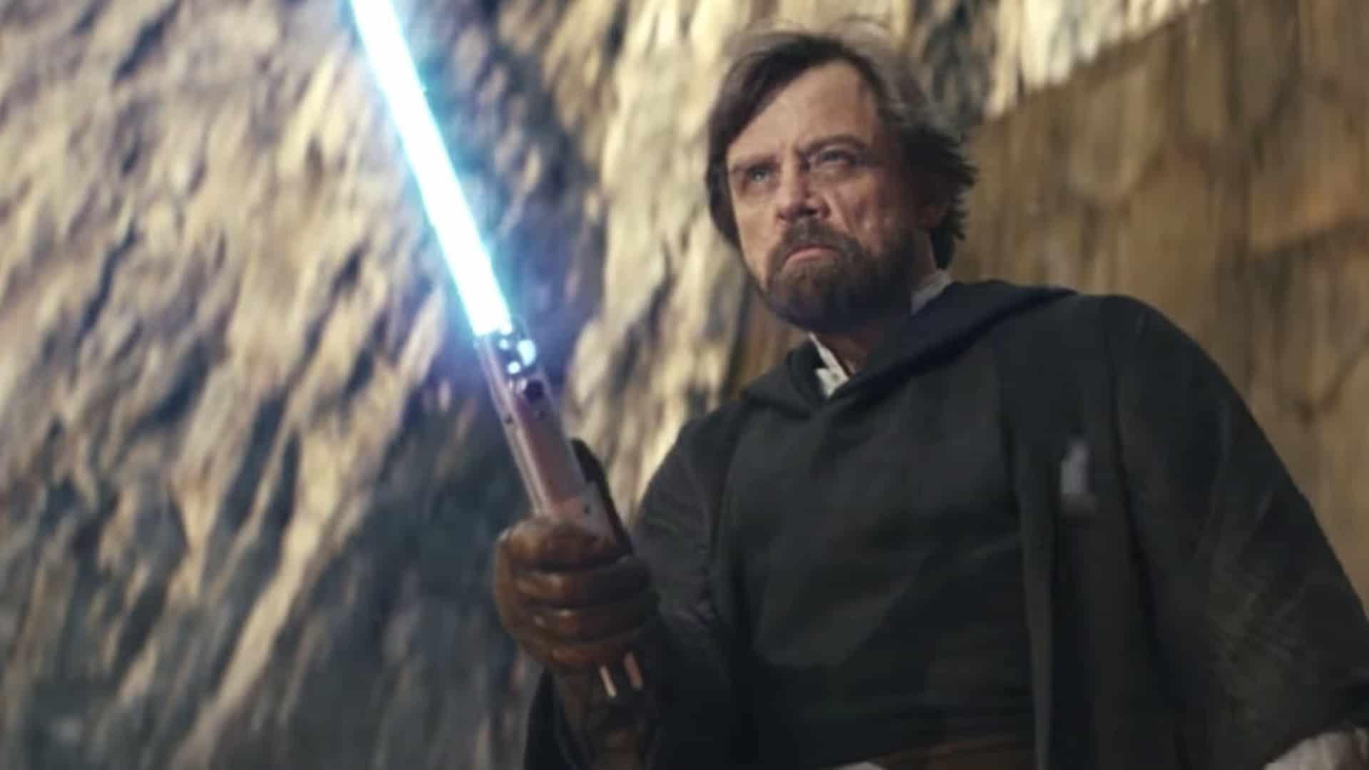 Luke Skywalker, Last Jedi, Kylo Ren, Crait, Episode VIII