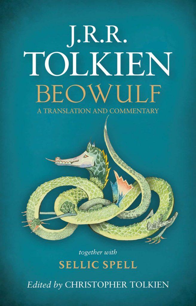 Beowulf, JRR Tolkien, Christopher Tolkien