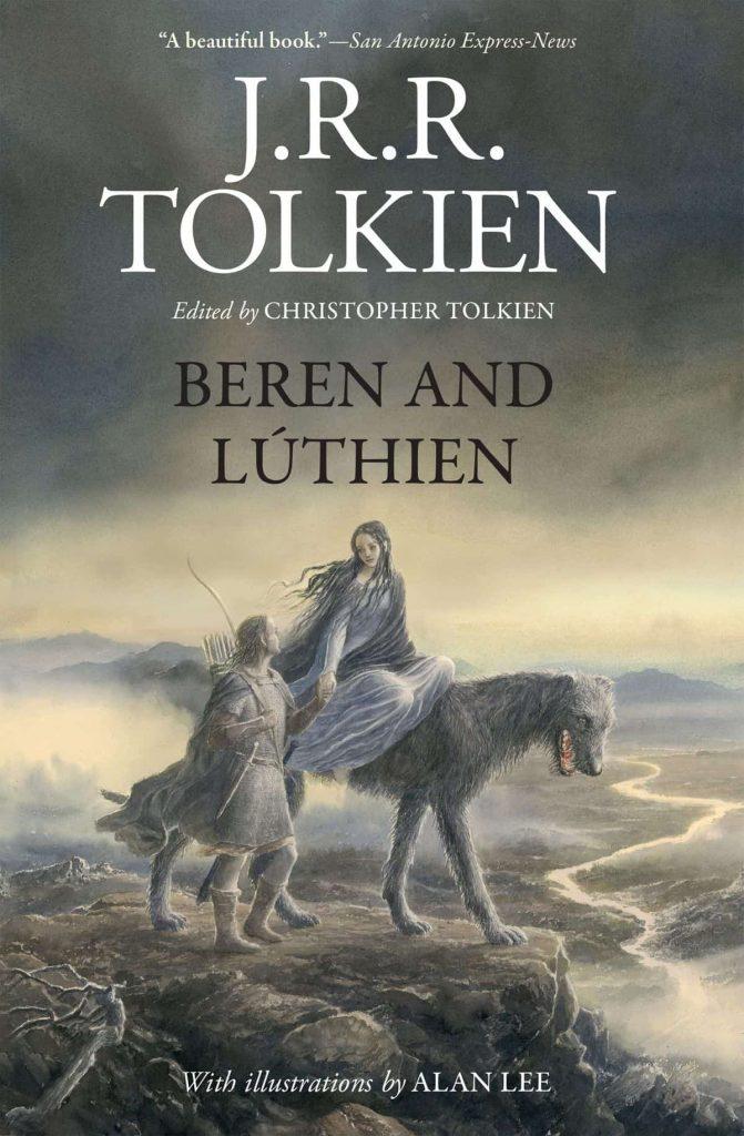 Beren and Luthien, JRR Tolkien, Harper Collins