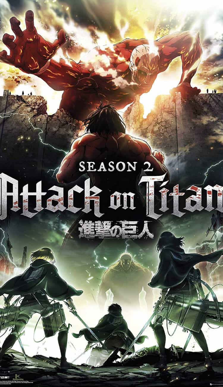 Attack On Titan is one of the best new anime of the decade.