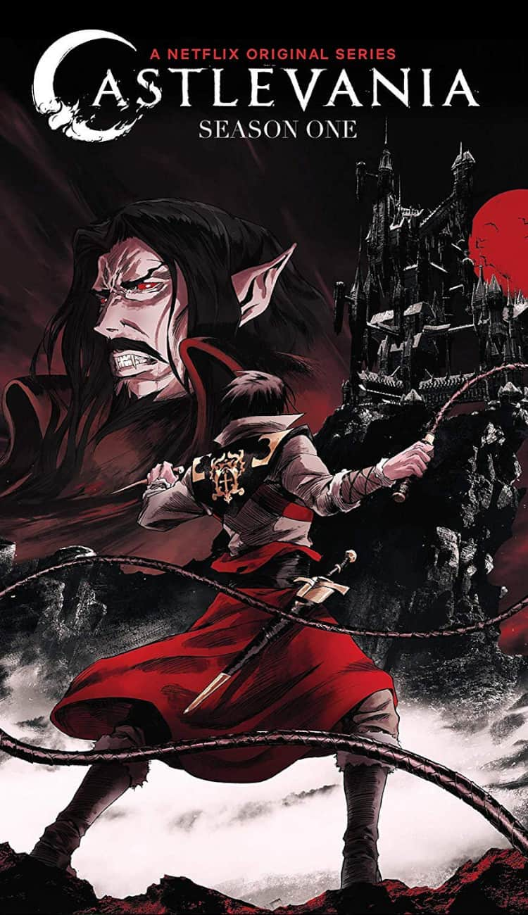 Castlevania is one of the best new anime of the decade.