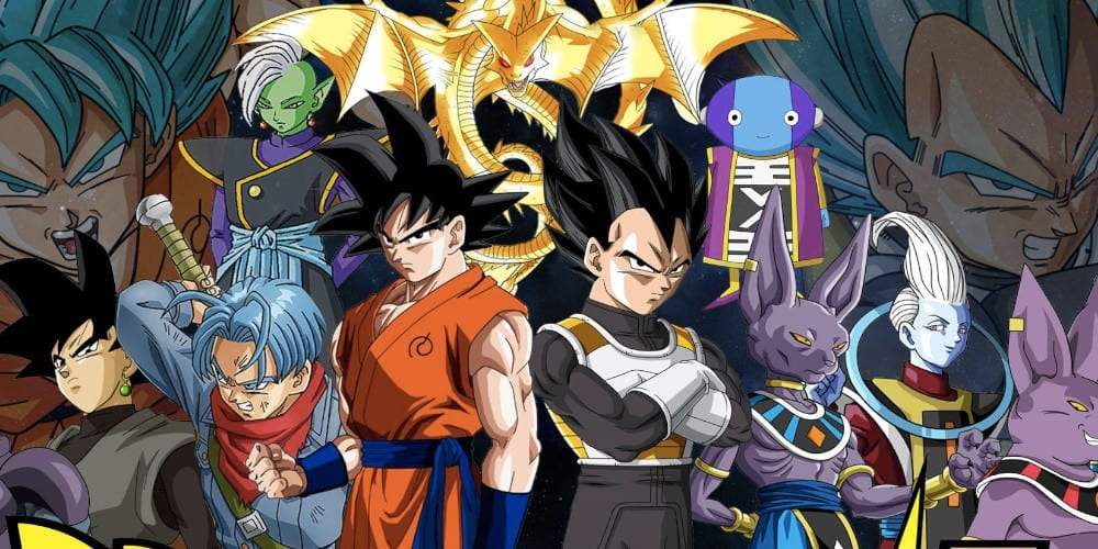 Dragon Ball Super is one of the best new anime of the decade.