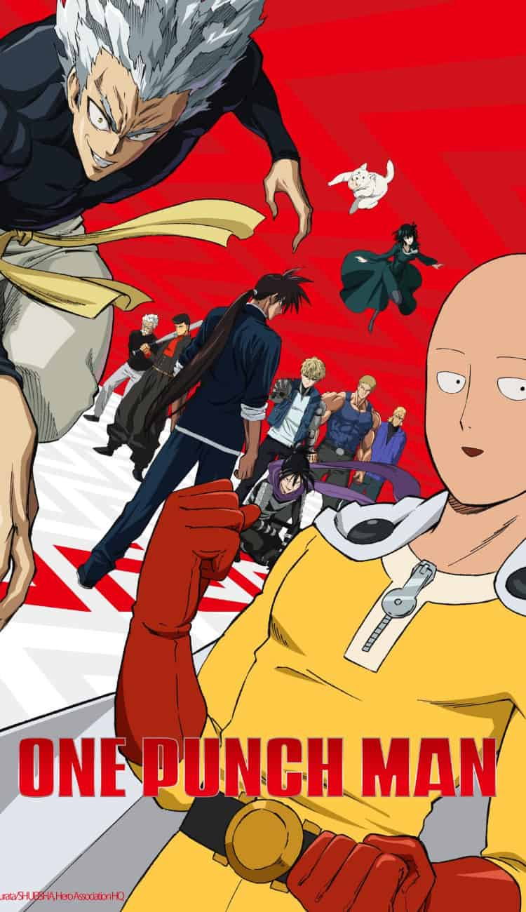 One Punch Man is one of the best new anime of the decade.
