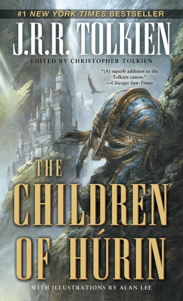 Children of Hurin, JRR Tolkien, Middle-Earth, Christopher Tolkien