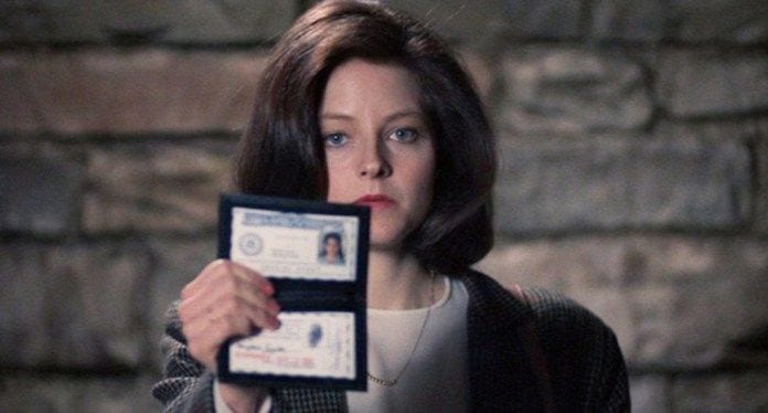 Silence of the Lambs clarice