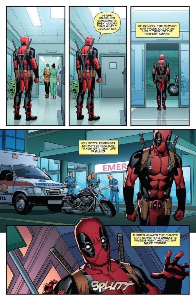 Deadpool, Superhero, Depression, Mental Health, Marvel Comics