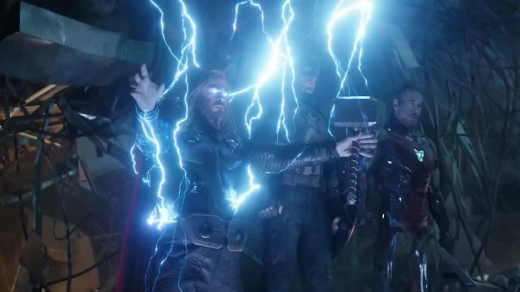 Thor, Avengers Endgame, Fat Thor, Depression