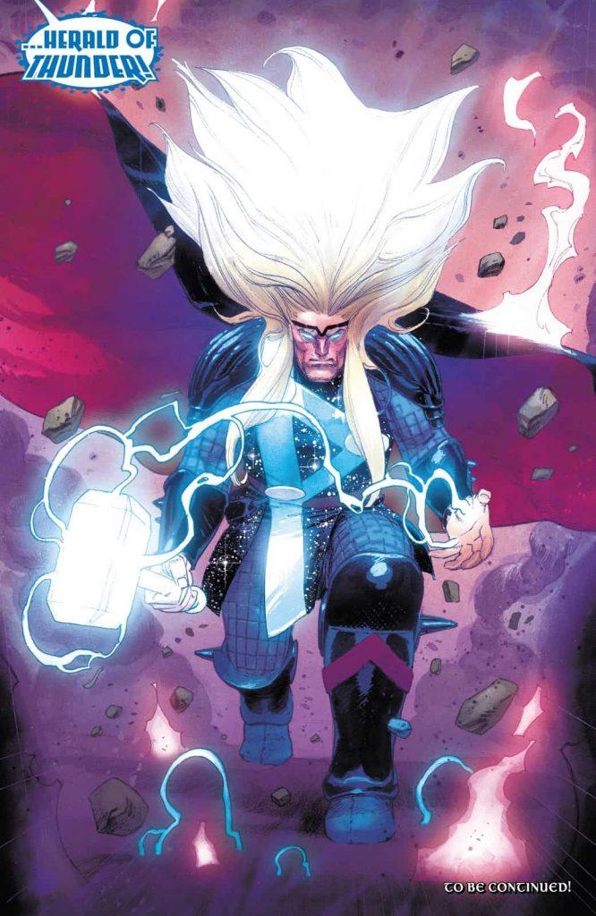 Thor, Donny Cates, Galactus, Marvel comics, silver surfer, Asgard