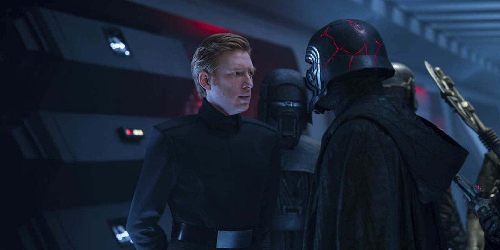General Hux, Star Wars, Kylo Ren, The Last Jedi The Rise of Skywalker Last Jedi