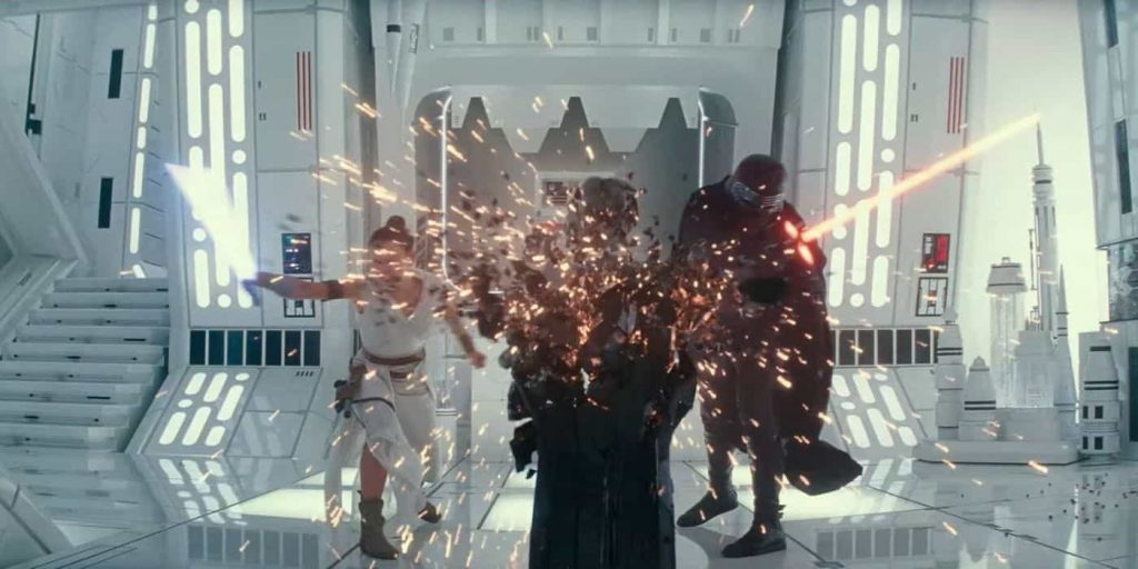 Kylo Ren, Darth Vader, Ben Solo, TROS, TLJ, Rey, Star Wars The Rise of Skywalker Last Jedi