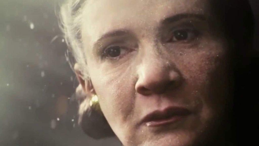 Princess Leia, Star Wars, the Force, TROS, TLJ The Rise of Skywalker Last Jedi