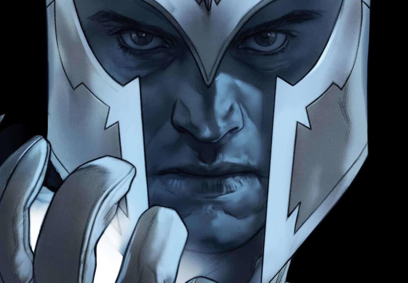 X-Men, Giant-Size, Magneto