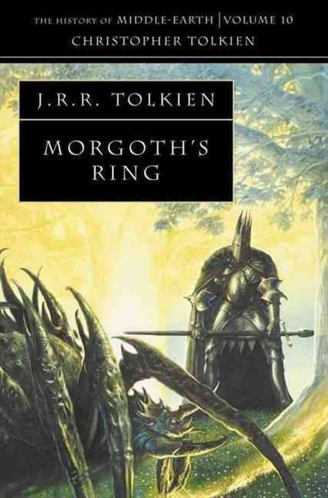 Morgoth's Ring, Christopher Tolkien, Middle-earth