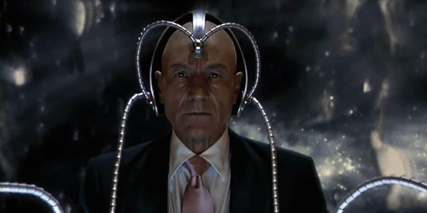 Professor X, Patrick Stewart, X-Men, MCU