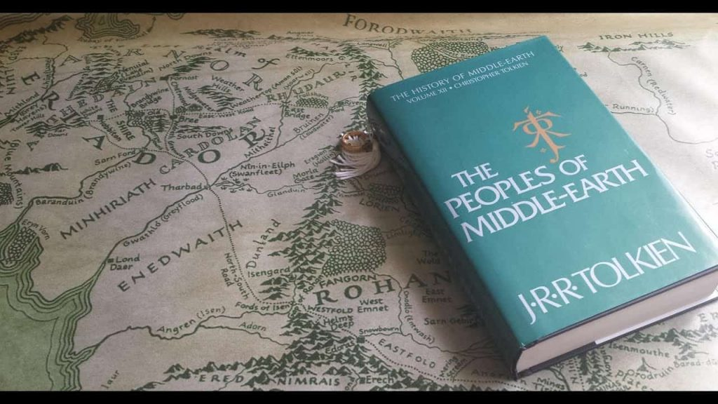 Peoples of Middle-earth, Christopher Tolkien, the New Shadow