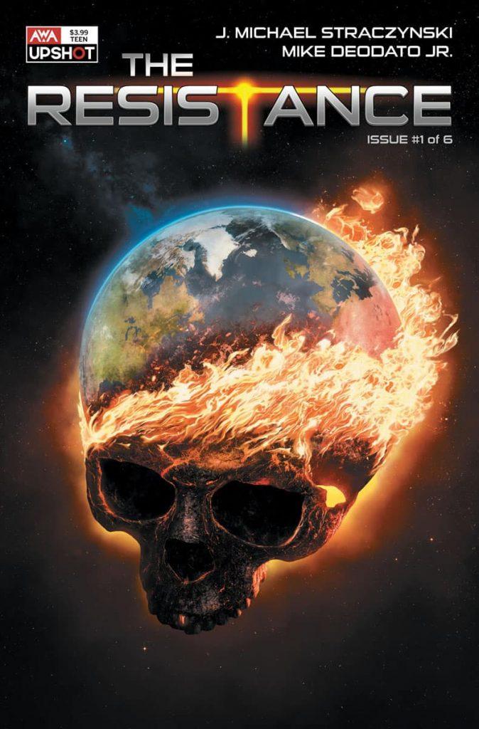 Resistance, Deodato, Straczynski, New Universe, AWA, Upshot