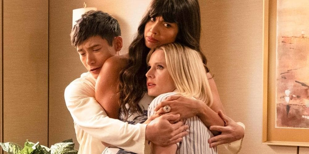 The Good Place pre Series Finale