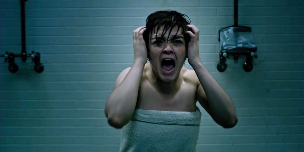 Maisie Williams in The New Mutants in the MCU