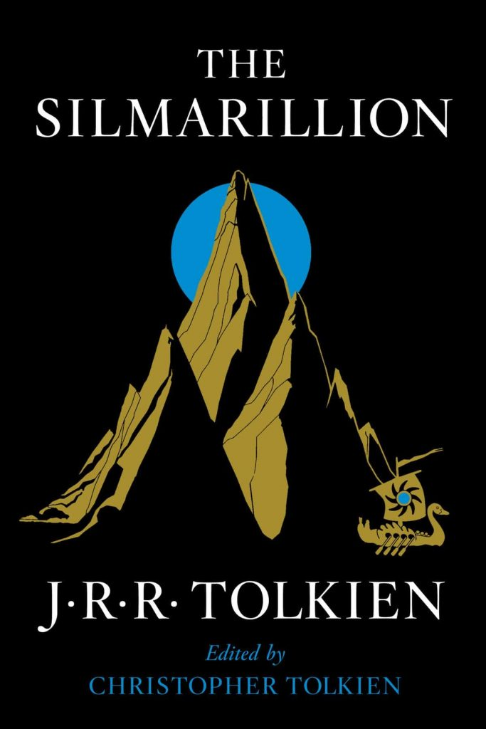 Christopher Tolkien, JRR Tolkien, Silmarillion, Middle-earth