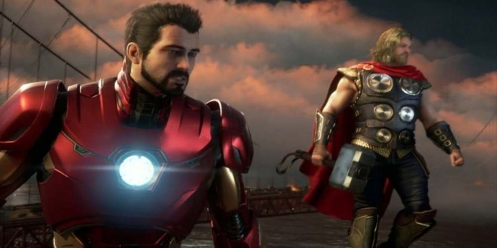 marvel's avengers pre-order deals