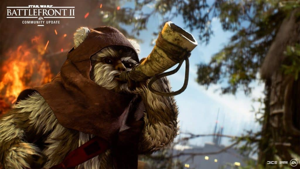 The Age Of Rebellion Update Enriches Star Wars Battlefront 2