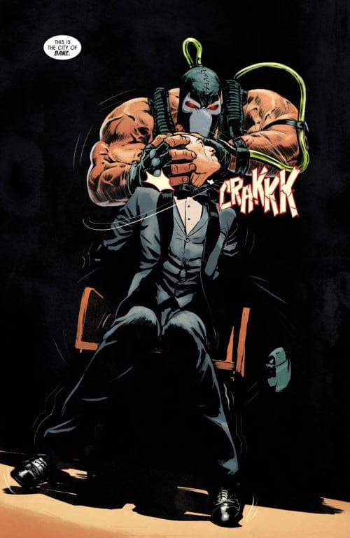 Batman, Alfred's Death, Tom King, Bane, Alfred Pennyworth, DC Comics, City of Bane