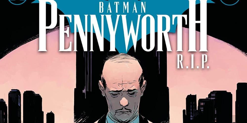 Alfred's Death, Alfred RIP, Batman, DC Comics, Bane
