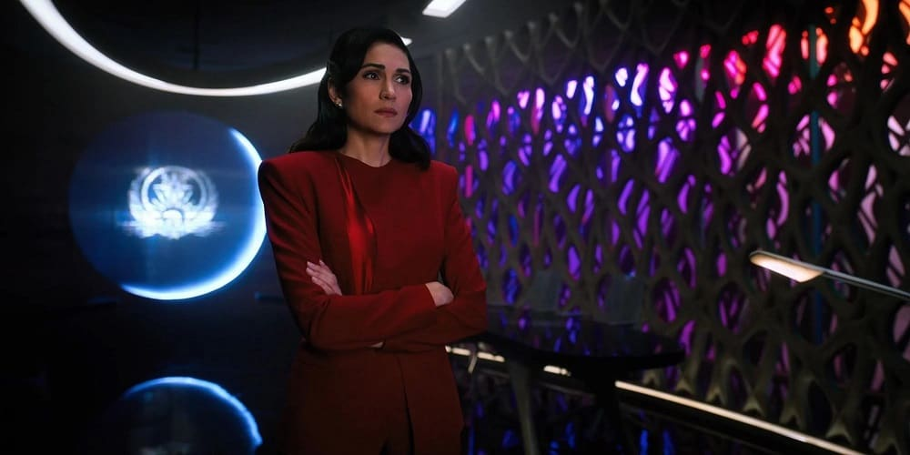 Altered Carbon Season 2 review Danica Harlan Lela Loren