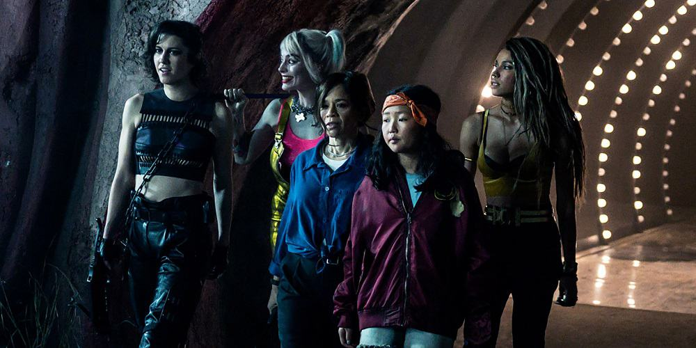 Birds of Prey Harley Quinn Box Office Bomb Cast Featured