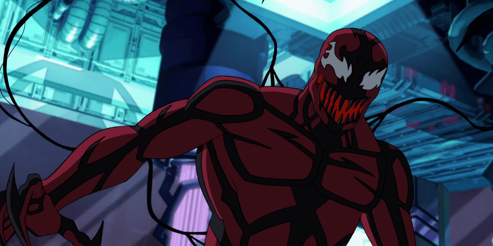 Carnage in the Marvel Universe Animated