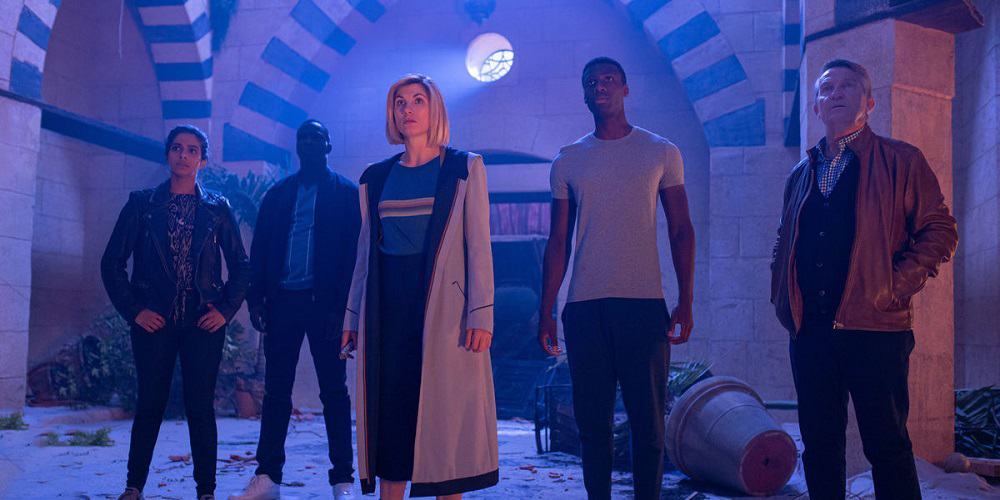 Doctor Who Graham Cancer Controversy Bradley Walsh Jodie Whittaker Featured