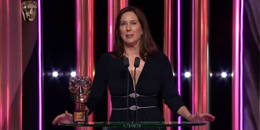 Kathleen Kennedy Bafta FellowShip Award Speech