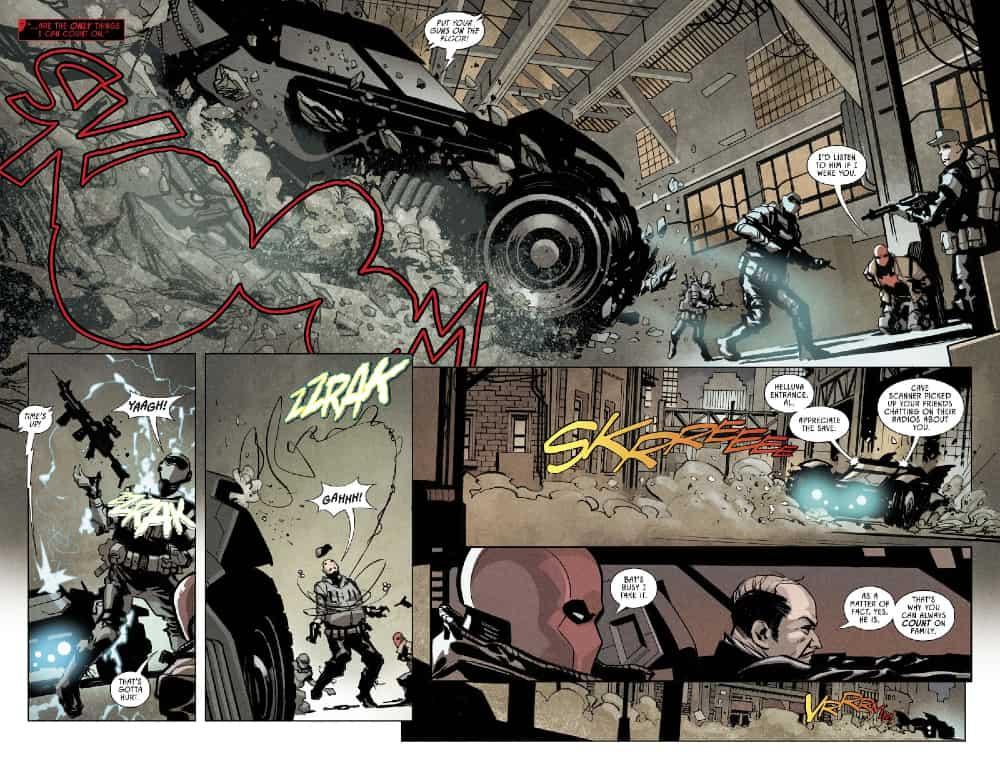Red Hood, Jason Todd, Alfred Pennyworth, Bat-mobile, Bat-Family, RIP