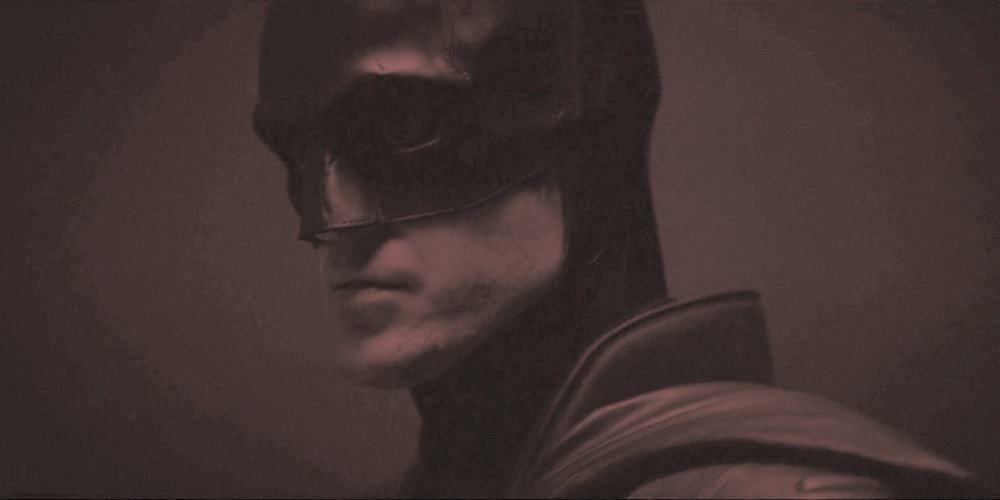 Matt Reeves The Batman Batsuit Camera Test Mask