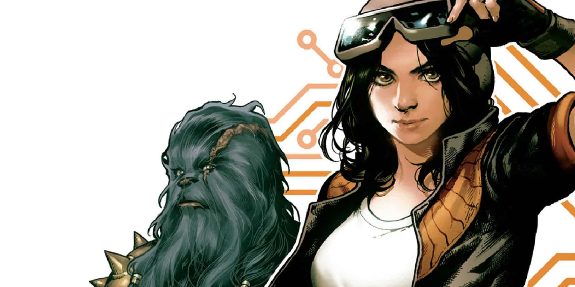 Star Wars Live-action Doctor Aphra Series Featured