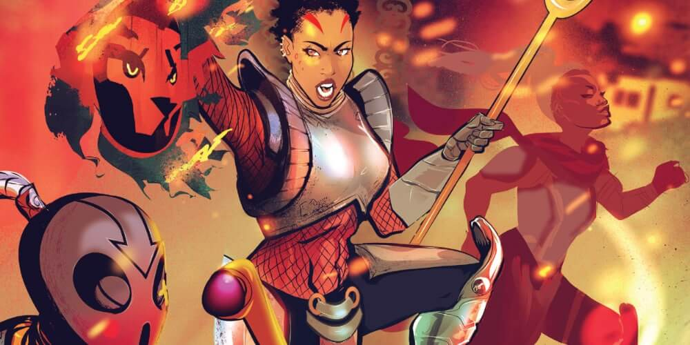Dora Milaje, Midnight Angels, Roxane Gay, World of Wakanda