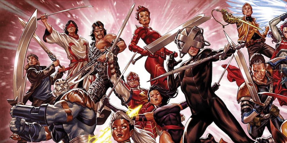 X of Swords, X-Men, Crossover, Dawn of X, X-Men, Jonathan Hickman, Tini Howard