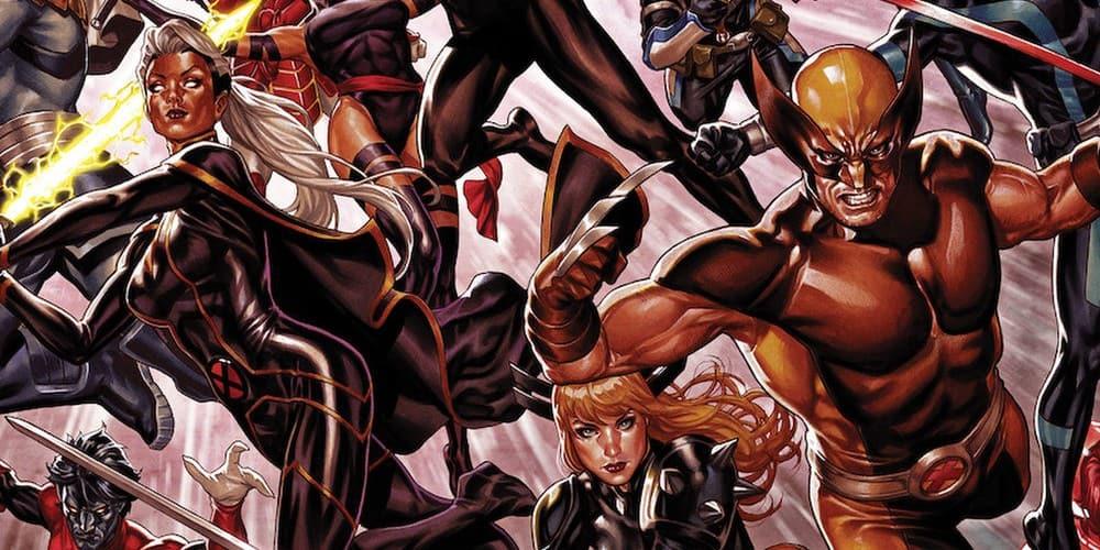 Wolverine, Storm, X-Men, X of Swords, Crossover, X-Men, Dawn of X