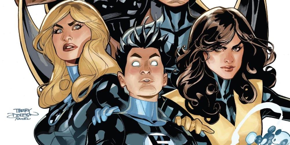 X-Men, Fantastic Four, Sue Storm, Kate Pryde