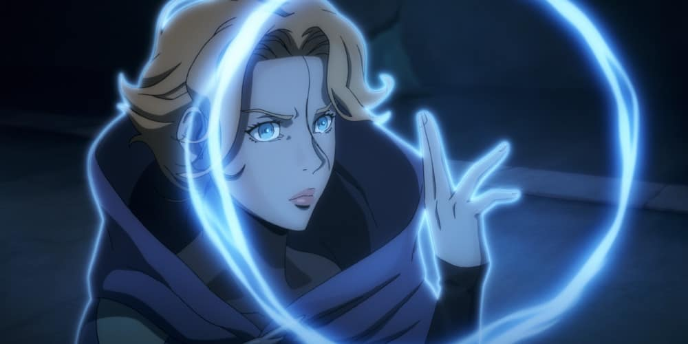 Sypha the sorceress
