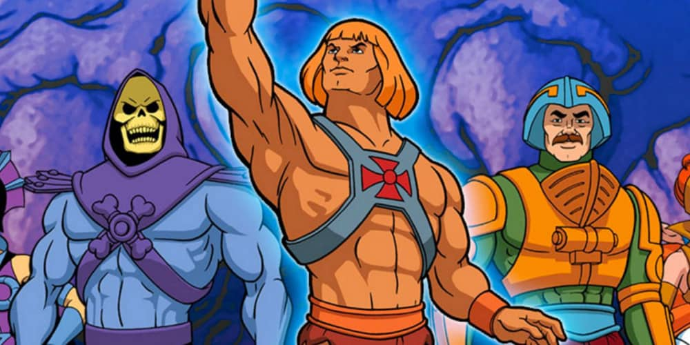 He-Man Anime cast list characters