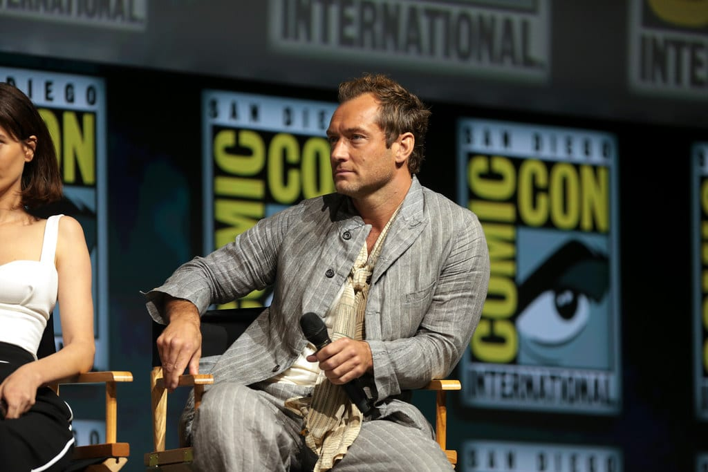 Jude Law to star in The Auteurs