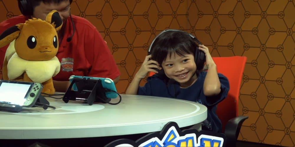 young pokemon champion