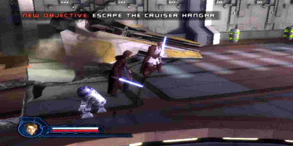 Revenge of the Sith Retro Review – The Game