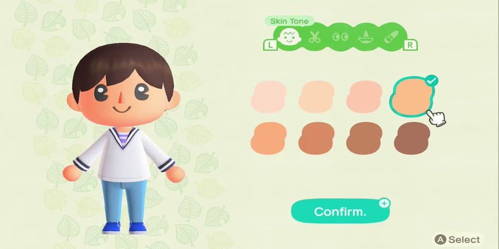 animal crossing gender approach