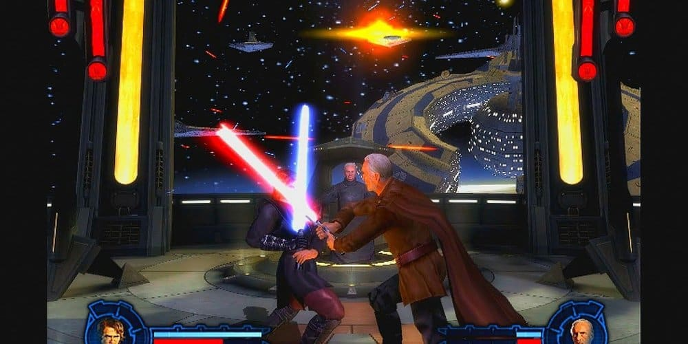 revenge of the sith retro review