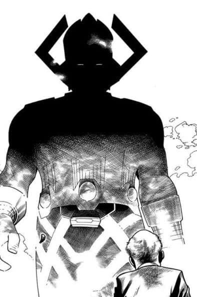 Dexter Vines, GoFundMe, Galactus, Thor